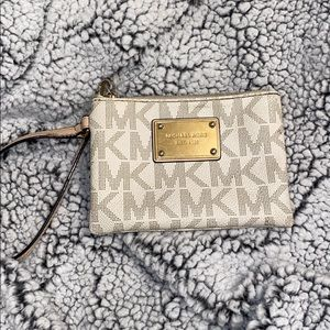 Michael kors wristlet/ coin purse